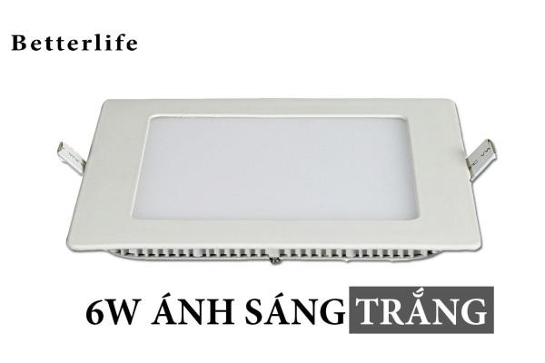 Đèn led panel âm trần Vuông 6W/9W/12W/18W Ánh sáng Trắng và Vàng bao gồm tăng phô cao cấp - BetterLife