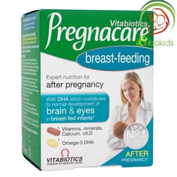Vitamin cho mẹ sau sinh Pregnacare Breastfeeding 84 viên, sản phẩm đa dạng, cam kết đúng như mô tả, đảm bảo chất lượng cho sản phẩm và an toàn cho sức khỏe người sử dụng cao cấp