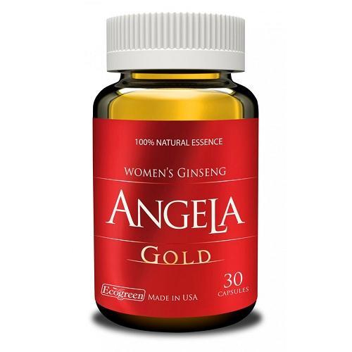 Sâm Angela Gold 30 viên cao cấp
