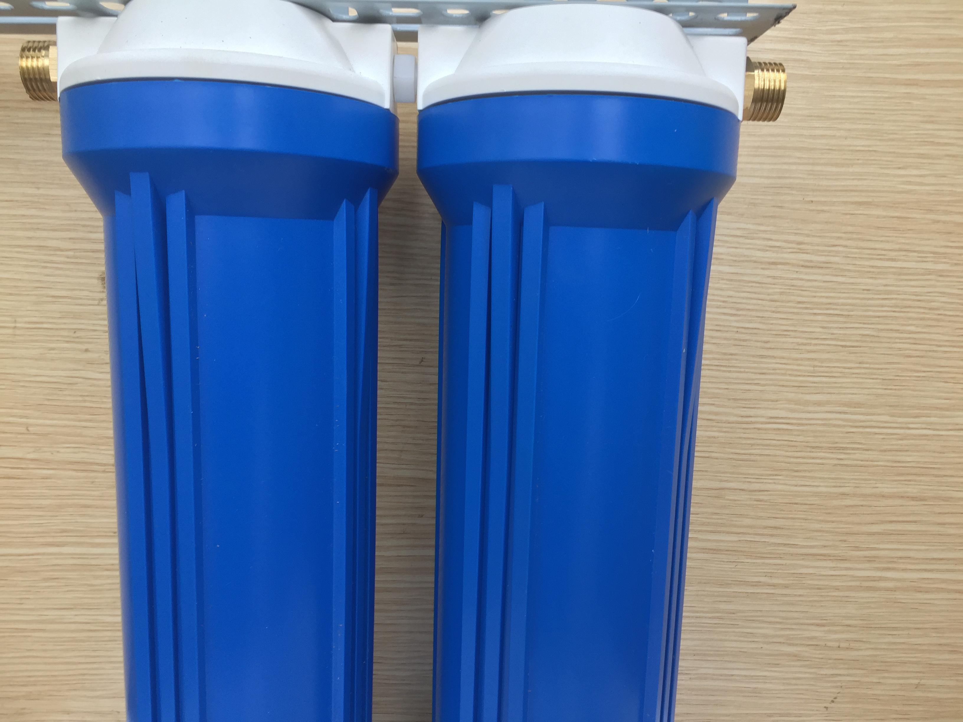 Giá Bộ lọc nước sinh hoạt 2 cấp ren ra vào 21