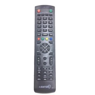[Nhập ELJUN21 giảm 10% tối đa 200k đơn từ 99k]Remote điều khiển Tivi ASANZO Loại đẹp cho TV ASANZO thumbnail