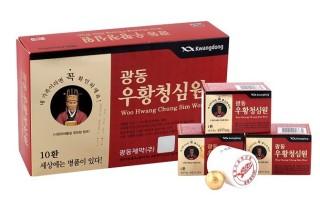 An cung ngưu hoàng hoàn Hàn Quốc An Cung Vũ Hoàng Thanh Tâm thumbnail