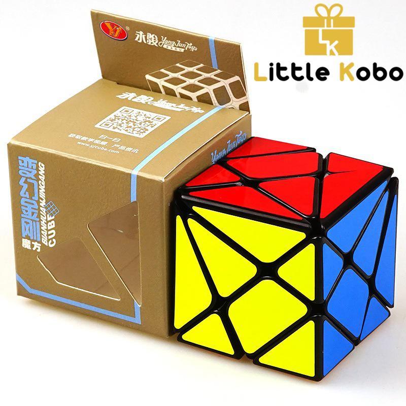 [HCM]Rubik Biến Thể Rubik Axis Cube YongJun King Kong