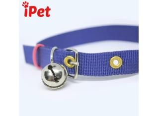 [Lấy mã giảm thêm 30%]Vòng Cổ Lục Lạc Cho Chó Mèo Dưới 5kg - iPet Shop thumbnail