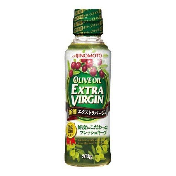 Dầu Olive Extra Virgin Ajinomoto 200g Nhật Bản [HSD T7/2022]