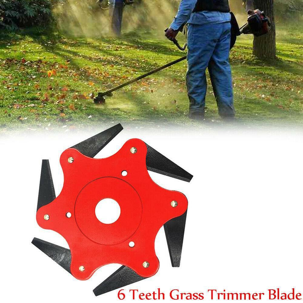 Lưỡi máy cắt cỏ chức năng cắt và phát quang bụi rậm, chống hỏng máy cắt cỏ khi cắt cây thân to