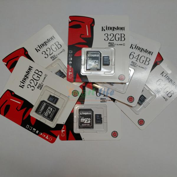 [BH 24T] Thẻ nhớ Micro SDHC Kingston Chính hãng