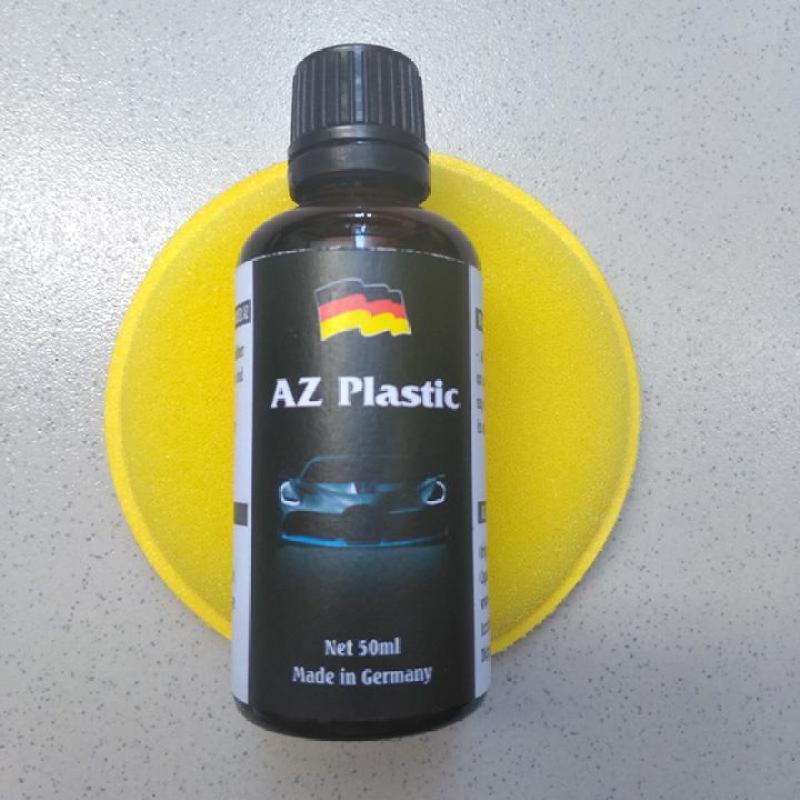 PHỤC HỒI NHỰA ĐEN, NHỰA NHÁM HIỆU AZ, 50ml (AZ Plastic – Restore plastic, 50ml)
