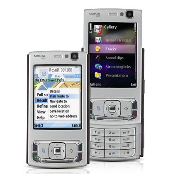 Điện thoại Nokia N95 2Gb Trượt 2 Chiều