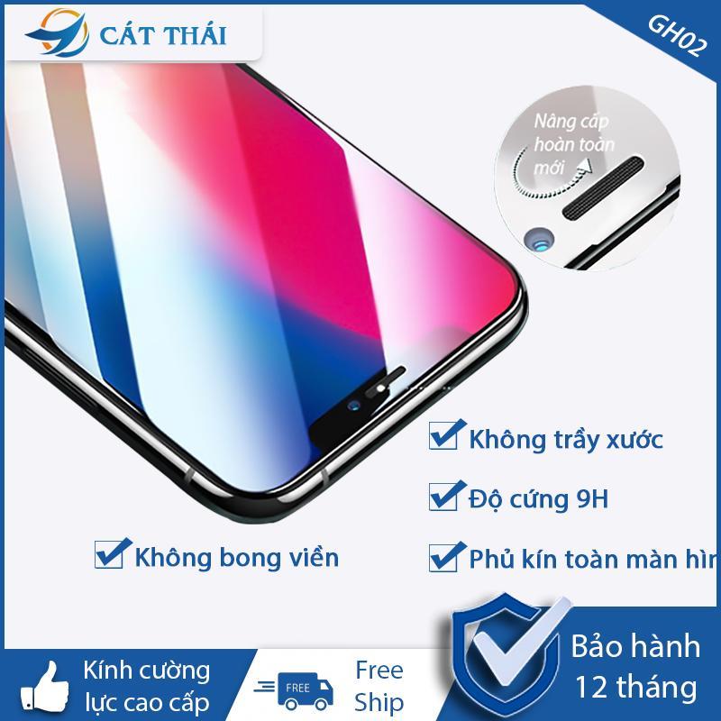 Giá [Miếng dán màn hình] Kính cường lực dành cho Iphone 6/7/8/X/11 6Plus 7Plus 8Plus XS MAX Iphone 11 Pro Max