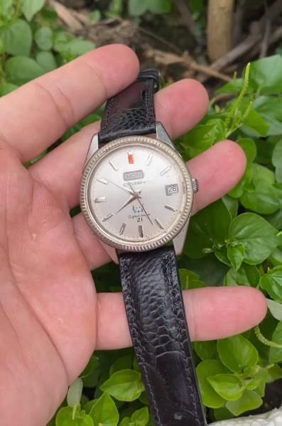 Đồng hồ Nam xưa Citizen automatic