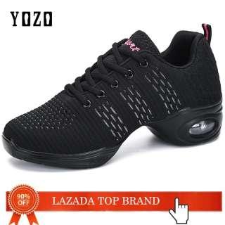 Giày Khiêu Vũ YOZO Cho Nữ, Giày Tập Nhảy Jazz Hiện Đại Đế Mềm Thoáng Khí Cho Nữ