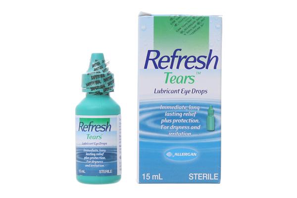 Dung dịch nhỏ mắt Refresh Tears (15ml)