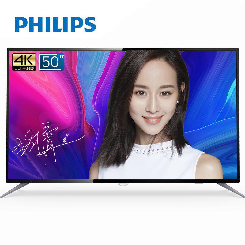 Bảng giá TV thông minh Philips 50 4K Ultra HD 50PUF6192 - Hàng nhập khẩu Hồng Kông