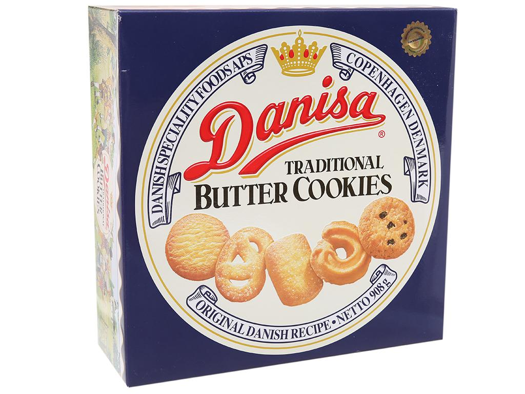 Bánh DANISA Hộp 681g Đang Hạ Giá tại Lazada