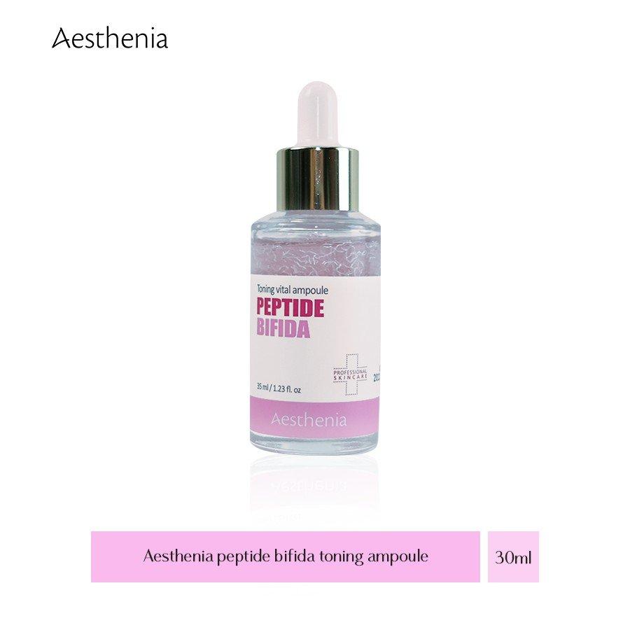 TINH CHẤT DƯỠNG DA AESTHENIA PEPTIDE AMPOULE 35ML