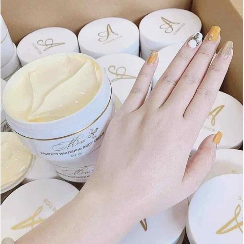 Kem Dưỡng Trắng Da Body Mềm A Cosmetics dưỡng ẩm trắng da- kem body chăm sóc da giá rẻ