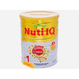 Sữa bột Nuti IQ gold 1 hộp 900g