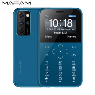 MAFAM New S10P Ultra-thin Mini Mobile Phone for Students Single SIM Long Standby Cellphone MP3 FM Flashlight Rear camera thumbnail