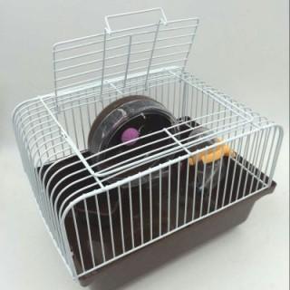 Lồng Hamster Lồng Nuôi Hamster - Lồng Hamster Mini - Lồng Nuôi Hamster Minifull thumbnail