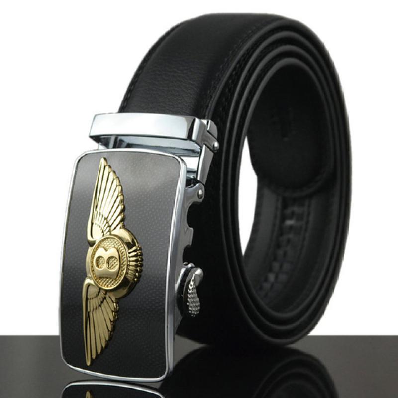 Thắt lưng dây nịt nam da bò 2 lớp mặt khóa Bentley LEOTIVA 250 Thắt lưng da bò thật, phong cách trẻ trung, năng động, Dây nịt / Thắt lưng nam thời trang công sở Dây da siêu bền
