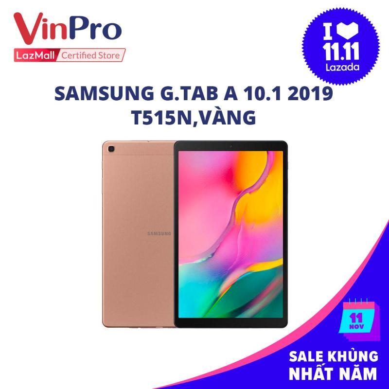 Máy tính bảng Samsung G.Tab A 10.1 2019,T515N,Vang