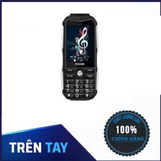 [HCM][Hàng Mới Về] Điện thoại di động Forme D777 kiêm sạc dự phòng màn hình 2.8inch pin 5800mAh Loa 3D to rõ font chữ lớn - Phân phối chính hãng thumbnail
