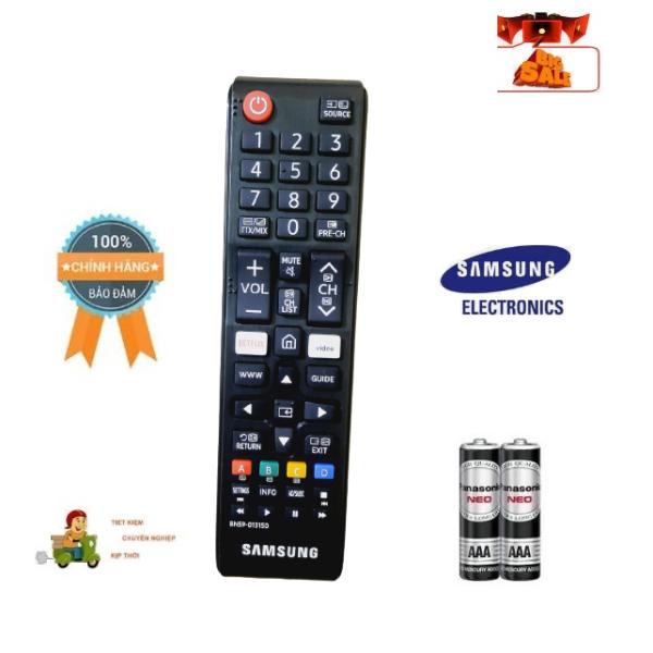Bảng giá Remote Điều khiển tivi Samsung cơ 2020 cho các dòng tivi Samsung từ 2015 đến 2021- Hàng chính hãng Made in VietNam