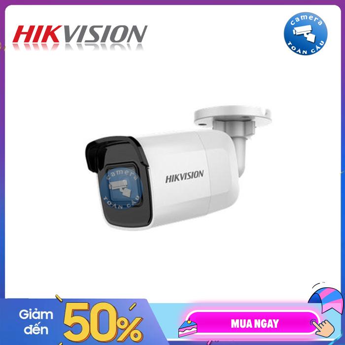 Camera IP 2MP Hikvision DS-2CD2021G1-IW WIFI H.265+, phát hiện xâm nhập - Camera giám sát an ninh không dây - Camera Toàn Cầu