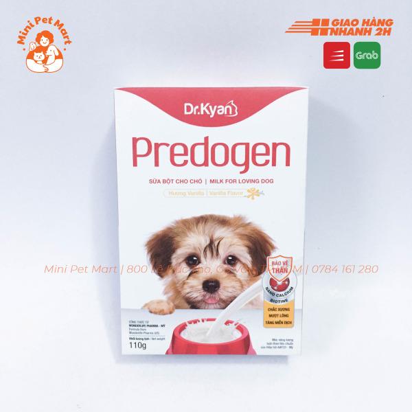 Sữa bột cho chó bảo vệ thận PRECATEN 110g