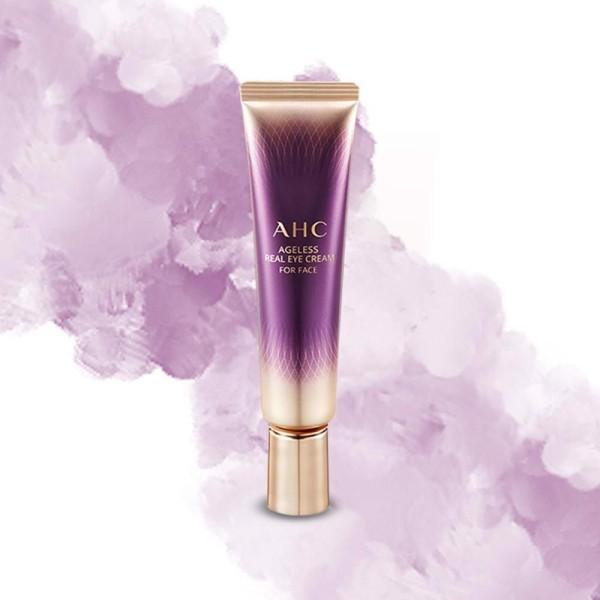 Kem Chống Nhăn Giảm Thâm Chống Nhăn Mắt AHC Ageless Real Eye Cream For Face giá rẻ