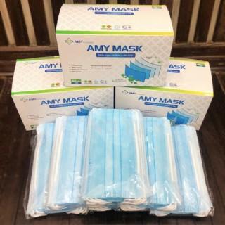 Khẩu trang AMY MASK 4 lớp kháng khuẩn thumbnail