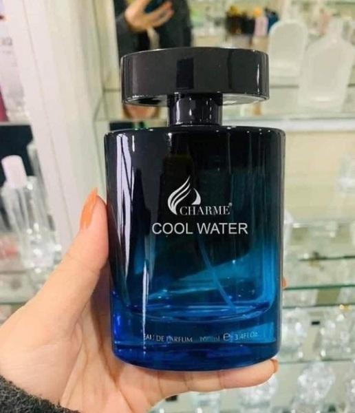 Nước hoa Cool Water (100ML) - THƠM MÁT ĐẦY NAM TÍNH - MẪU MỚI NHẤT