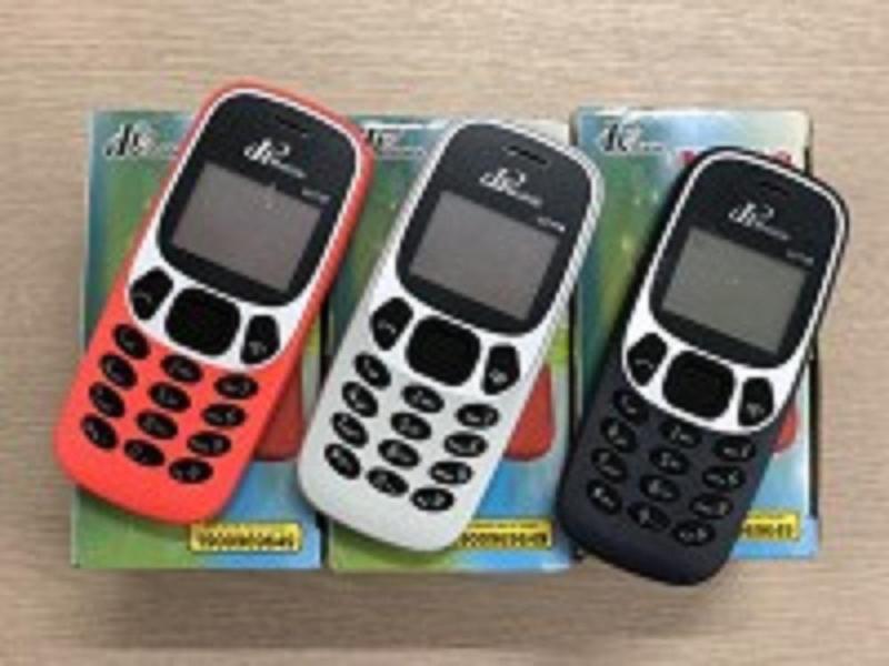 Điện thoại LV118 Đủ Pin, Sạc - 1SIM - Bảo hành 12 tháng