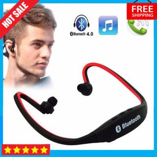 Tai nghe không dây, Tai nghe nhạc, Tai nghe Bluetooth BS19 cho âm thanh chất lượng, cực đỉnh thumbnail
