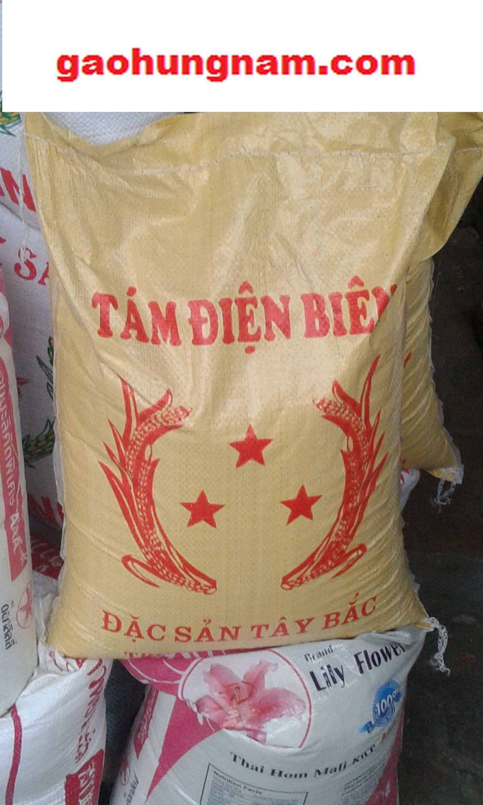 Gạo Tám điện Biên 10kg - Gaohungnam.com - Gạo Hưng Nam - Chỉ Bán Tại Hà Nội Bất Ngờ Giảm Giá