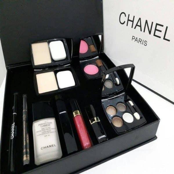 Set 9 sản phẩm trang điểm Chanellll giá rẻ
