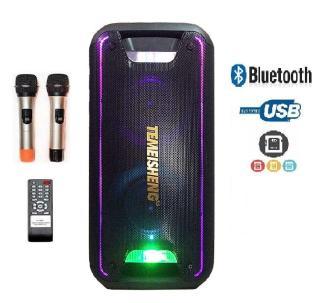 [HCM]Loa bluetooth karaoke Temeisheng TMS-502 thumbnail