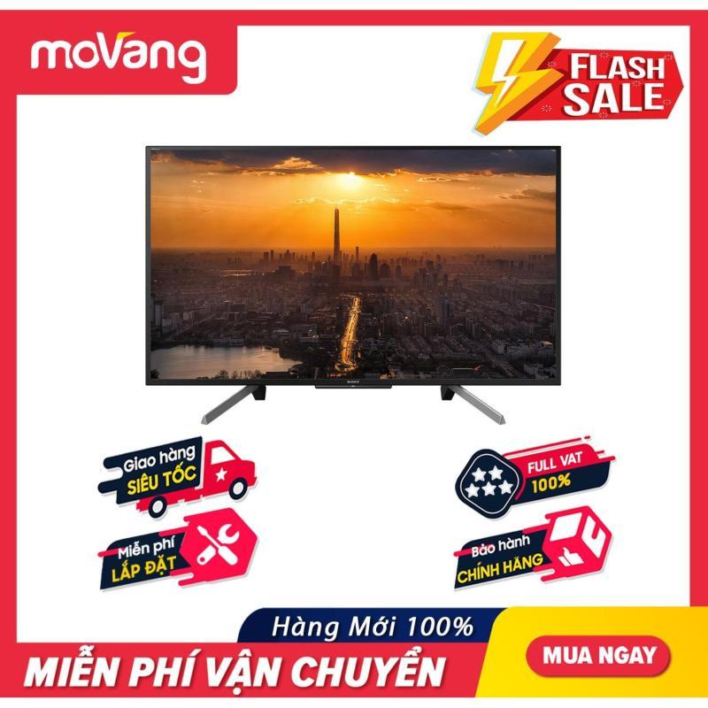 Bảng giá Smart Tivi Sony 43 inch KDL-43W660G (2019) - Hệ điều hành:Linux, Công nghệ hình ảnh:HLG, HDR10