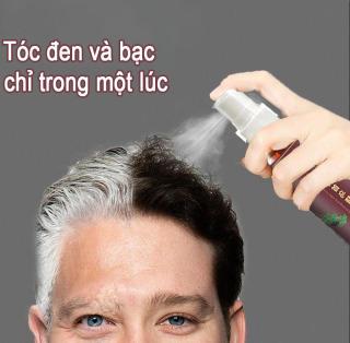 xuất thảo dược polygonum multiflorum. Tinh chất làm tóc bạc tành tóc đen. Chê đậy tóc bạc dưỡng tóc100ml dành cả người nước mọc tóc chăm sóc tóc bạc.Kẻ thù tóc trắngChống rụng tóc,Bộ đồ hai chiếc thumbnail