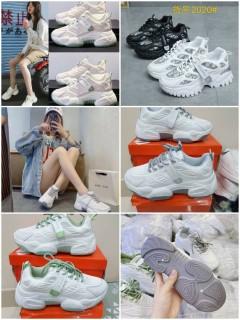 Giày thề thao Sneaker Nam Nữ , hàng Quảng Châu cao cấp, cực xịn, êm chân, giá hạt giẻ thumbnail