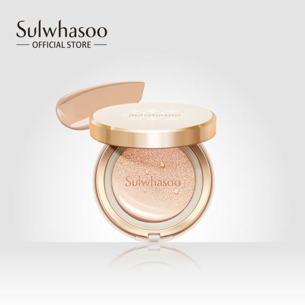 Phấn nước trang điểm dưỡng ẩm Sulwhasoo Perfecting Cushion Ex SPF 50+/PA+++ 15g*2 cao cấp