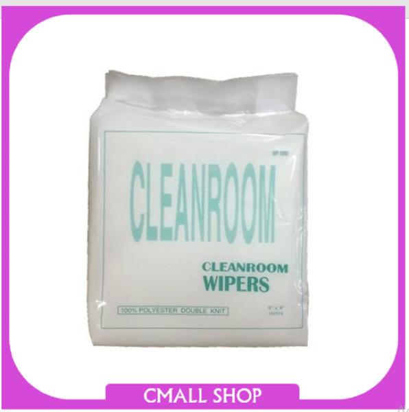 Khăn lau phòng sạch siêu mịn 8009 - 69LE - 9*9 inch