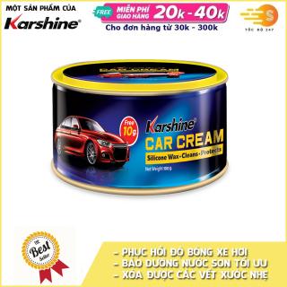 Kem đánh bóng sơn xe ô tô (Car Cream) Karshine 110g KA-CC110 - Tốc Độ 247, Phục hồi độ sống xe hơi, bảo dưỡng nước sơn tối ưu thumbnail
