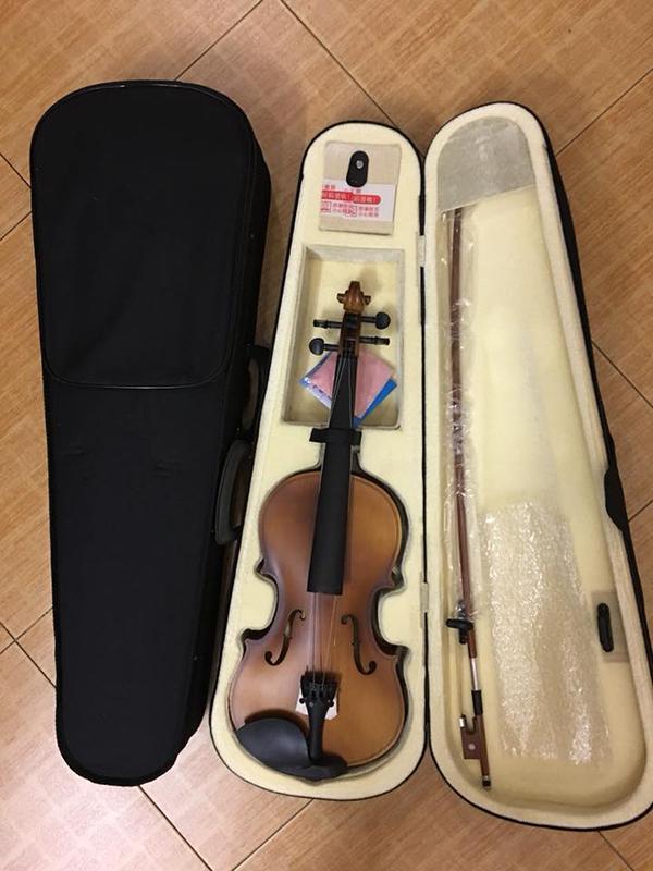 Đàn Violin 4/4 Gỗ Mahogany - HÀNG CÓ SẴN