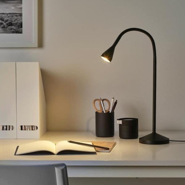 Đèn LED bàn đọc sách IKEA