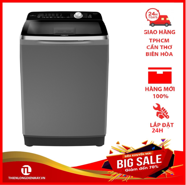 Bảng giá Máy giặt Aqua 10Kg AQW-FR100ET(S) Điện máy Pico
