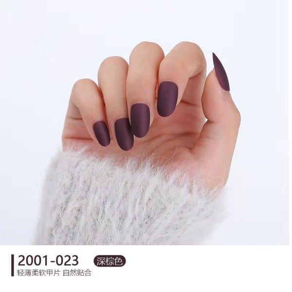 móng tay giả có keo sẵn keo bộ móng tay giả 24 Thời trang đẹp móng giả móng tay giả Nail nghệ thuật thời trang