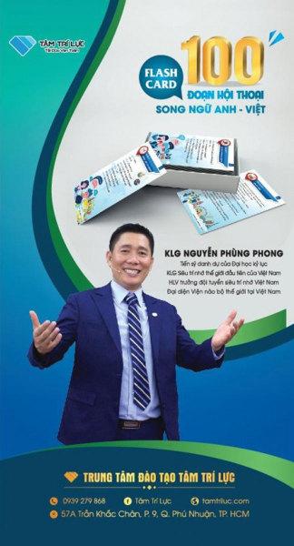 Sách Flashcard 100 Đoạn Hội Thoại Song Ngữ Anh - Việt - Newshop
