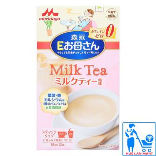 Sữa Bà Bầu Morinaga Hương Trà Sữa - Hộp Giấy 216g (Dành cho phụ nữ mang thai và cho con bú) thumbnail